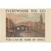 Eve Kirk (1900–1969) The Liffey, Dublin