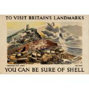 Paul Nash (1889–1946) Kimmeridge Folly, Dorset