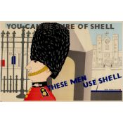 Ben Nicholson (1894–1982) Guardsmen use Shell