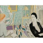 § VANESSA BELL (BRITISH 1879-1961) THE SCHOOL ROOM, CIRCA 1937