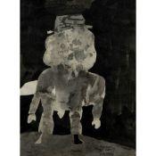 § LUCEBERT (DUTCH 1924-1994) VERY STRONG, 1959