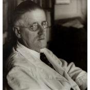 § JOSEF BREITENBACH (GERMAN 1896-1984) JAMES JOYCE