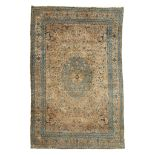 KIRMAN CARPET CENTRAL PERSIA, LATE 19TH/EARLY 20TH CENTURY