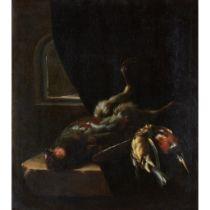 ‡ WILLIAM GOUW FERGUSON (SCOTTISH 1632/3-AFTER 1695) STILL LIFE WITH GAME BIRDS