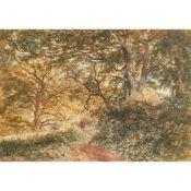SAM BOUGH R.S.A, R.S.W. (SCOTTISH 1822-1878) CADZOW FOREST