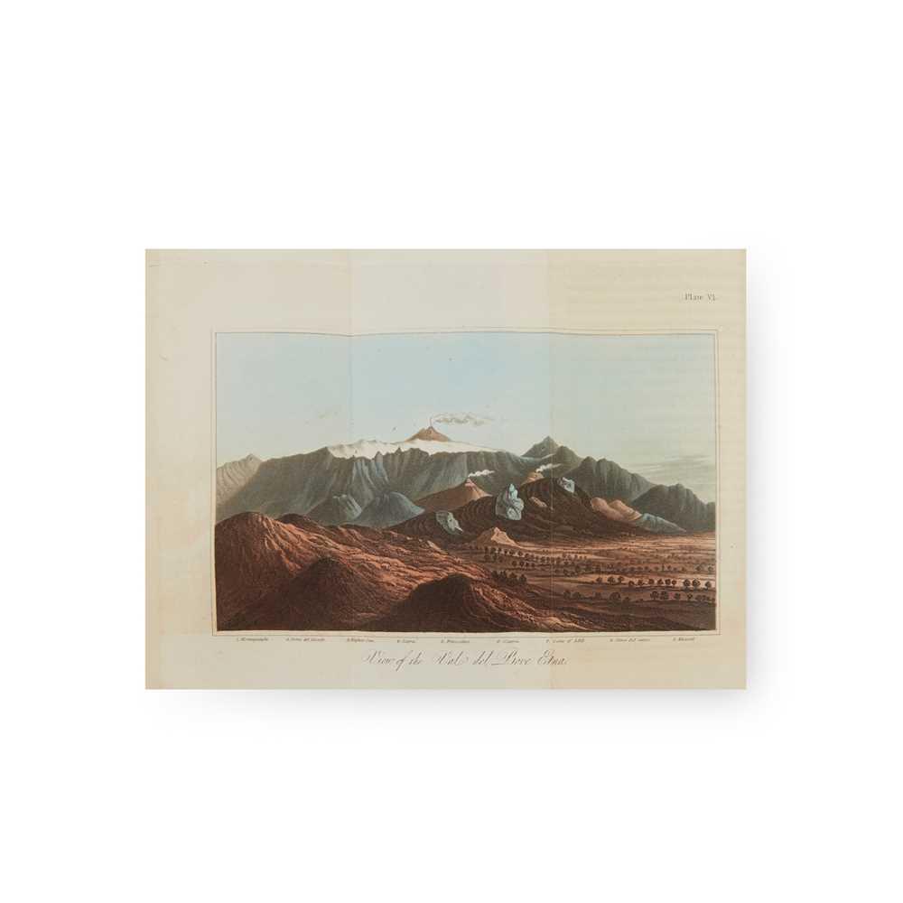 Lyell, Charles Principles of Geology London: John Murray, 1834. Third edition, 4 volumes, 8vo, 14