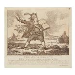 Rowlandson, Thomas [Picturesque Beauties of Boswell designed and etched by two capital artists.]. [