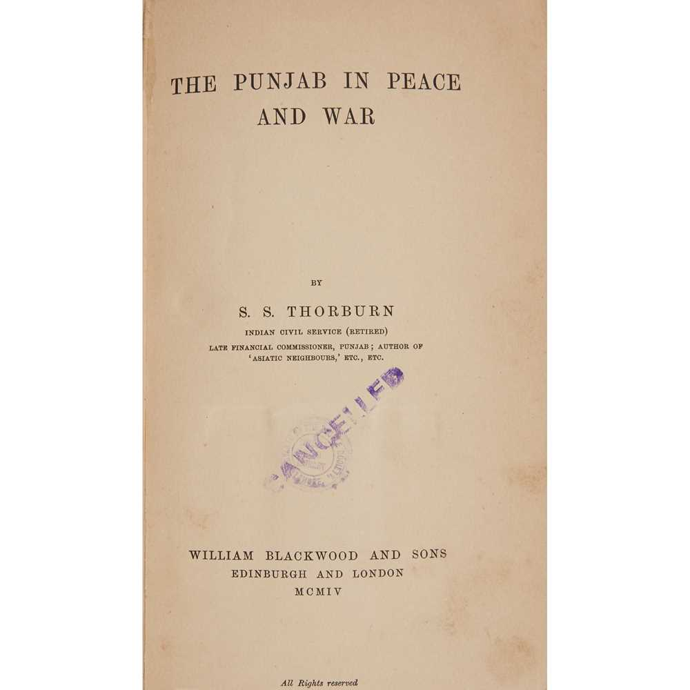 Thorburn, S.S. The Punjab in Peace and War Edinburgh & London: William Blackwood and Sons, 1904.