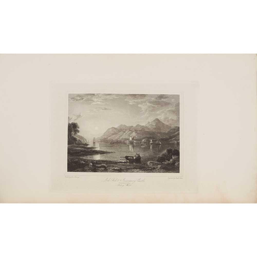 D'Hardiviller Souvenirs des Highlands Voyage a la Site de Henry V en 1832. Paris: Dentu, 1835. - Image 3 of 3
