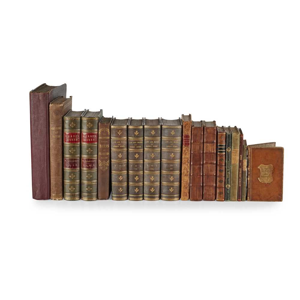 Miscellaneous books comprising Burnet, Gilbert. Some Passages of the Life and Death of John Earl