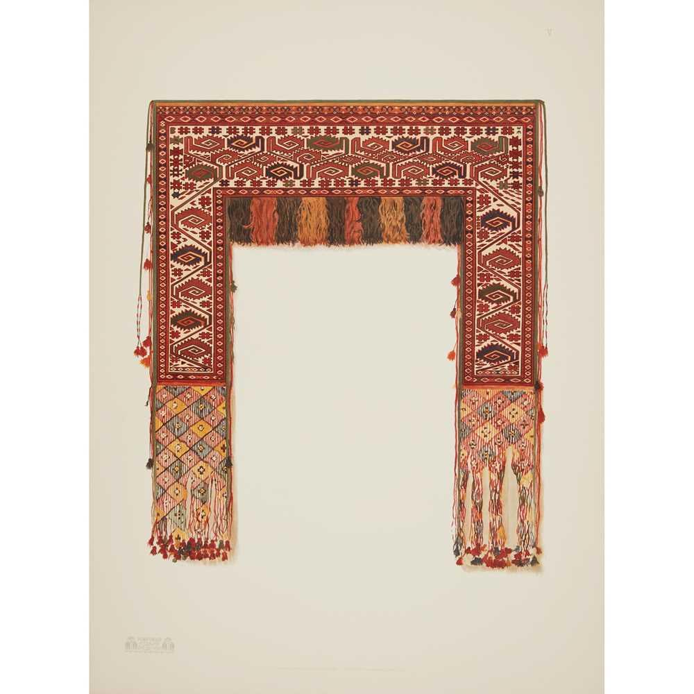 Bogolubov, A. Tapisseries de l'Asie Centrale faisant partie de la collection réunie par A.