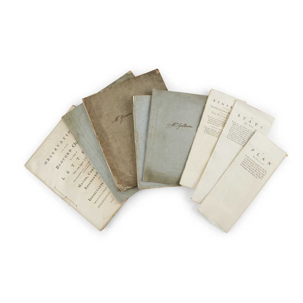 Bedford: Reports and Observations A collection of documents Resolutions of the Associated