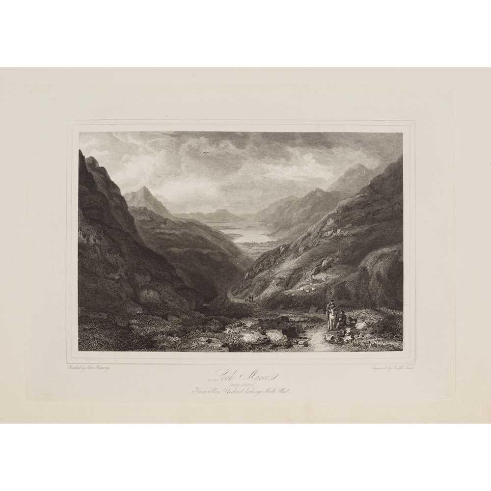 D'Hardiviller Souvenirs des Highlands Voyage a la Site de Henry V en 1832. Paris: Dentu, 1835.