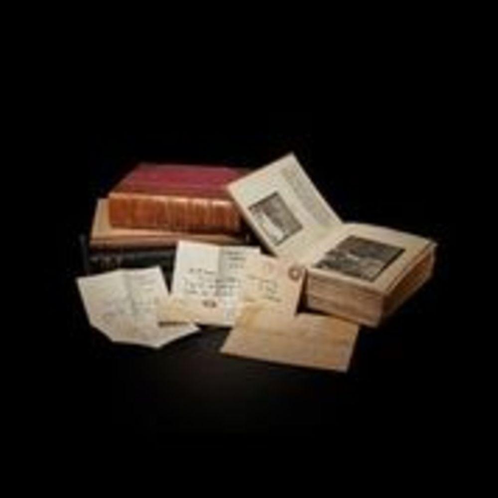 Rare Books, Manuscripts, Maps & Photographs