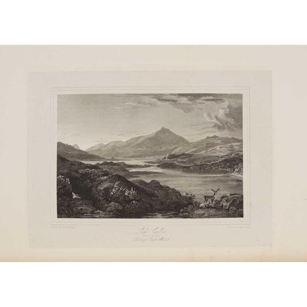 D'Hardiviller Souvenirs des Highlands Voyage a la Site de Henry V en 1832. Paris: Dentu, 1835. - Image 2 of 3