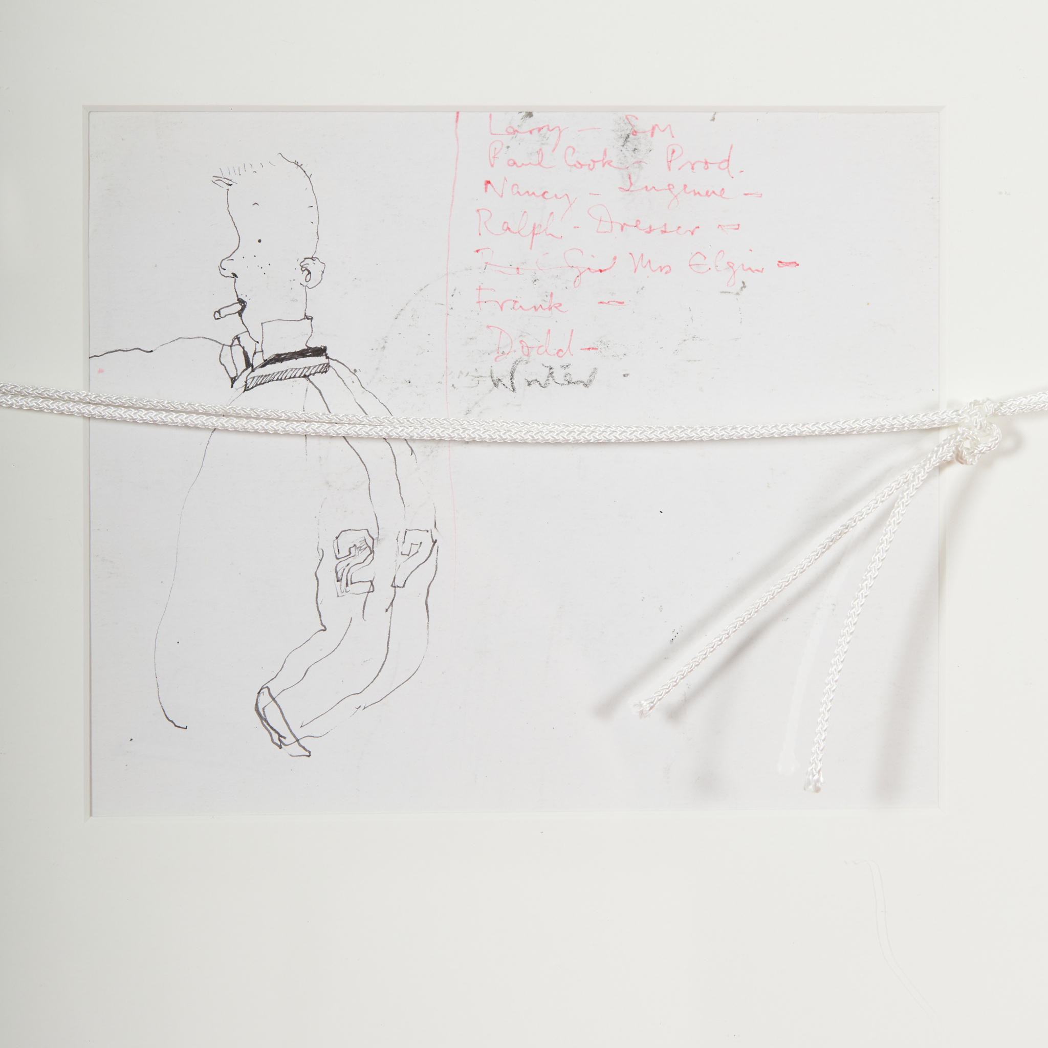 """§ JOHN BYRNE (SCOTTISH 1940-) SKETCHES FROM """"THE COUNTRY GIRL"""" - Image 3 of 7"""