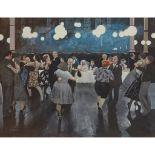 § ALEXANDRA GARDNER (SCOTTISH 1946-) THE CO-OPERATIVE WEDDING, 1998