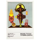 AFTER EDUARDO PAOLOZZI (SCOTTISH 1924- 2005) COMPLETE GRAPHICS, GALERIE MIKRO, METAPHYSICAL