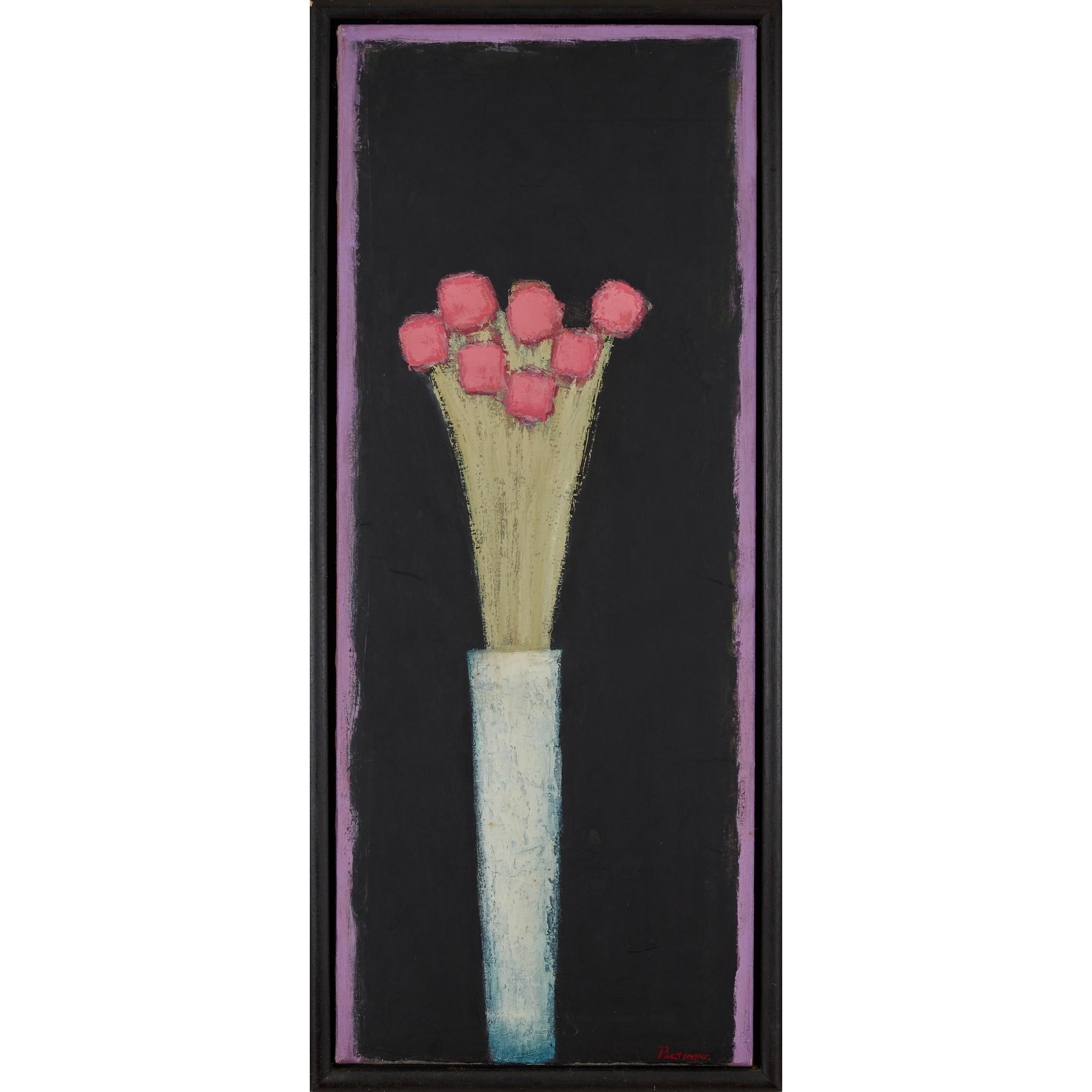 § JULIAN PALTENGHI (BRITISH 1955-) PINKS, C. 1980 - Image 2 of 3