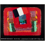 AFTER HOWARD HODGKIN (BRITISH 1932- ) IN A FRENCH RESTAURANT