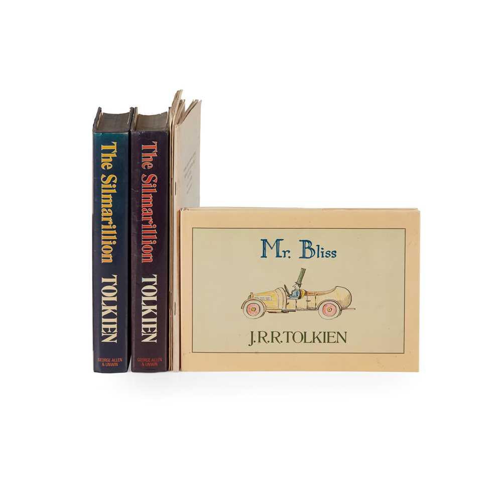 Tolkien, J.R.R. 6 volumes, comprising