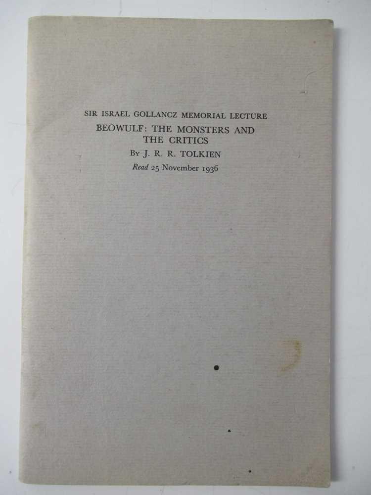 Tolkien, J.R.R. 6 volumes, comprising - Image 2 of 9