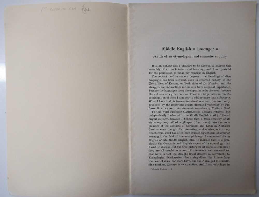 Tolkien, J.R.R. 6 volumes, comprising - Image 6 of 9