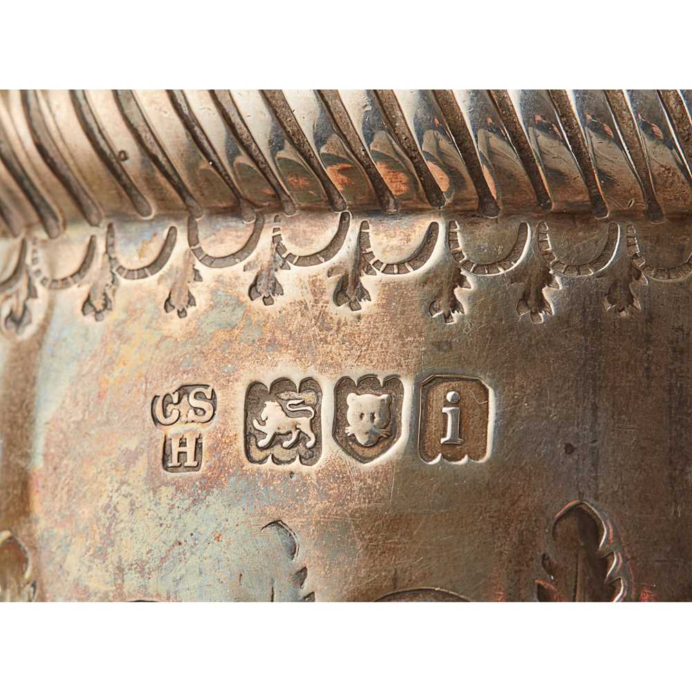 A Victorian twin-handled porringer - Image 2 of 4