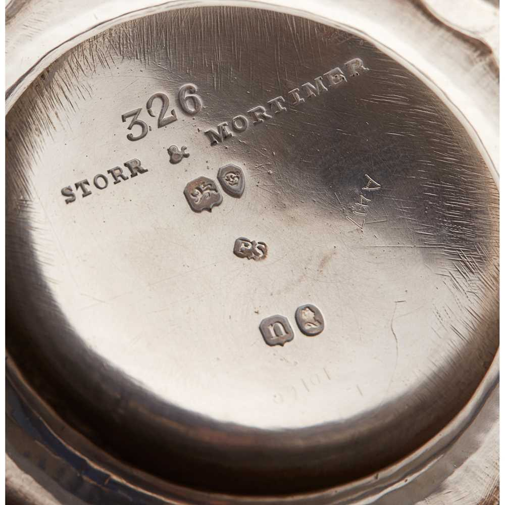 A George IV cream jug - Image 2 of 2