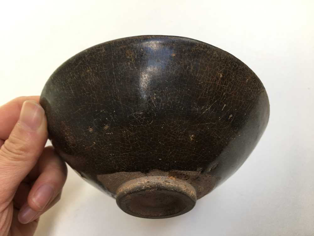 JIAN-STYLE TEABOWL SONG DYNASTY - Image 18 of 42