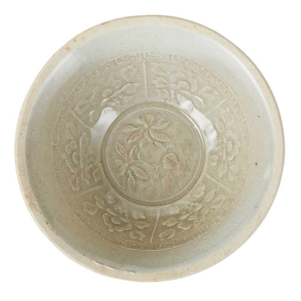 QINGBAI TEA BOWL SONG DYNASTY