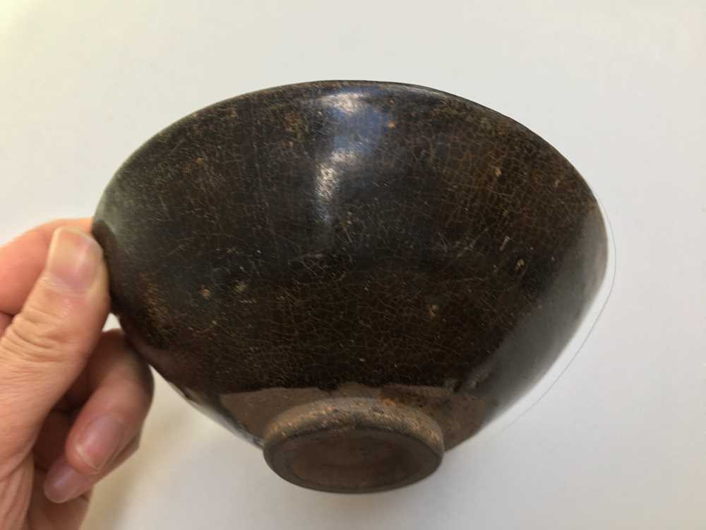 JIAN-STYLE TEABOWL SONG DYNASTY - Image 15 of 42