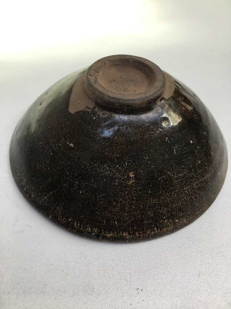 JIAN-STYLE TEABOWL SONG DYNASTY - Image 39 of 42