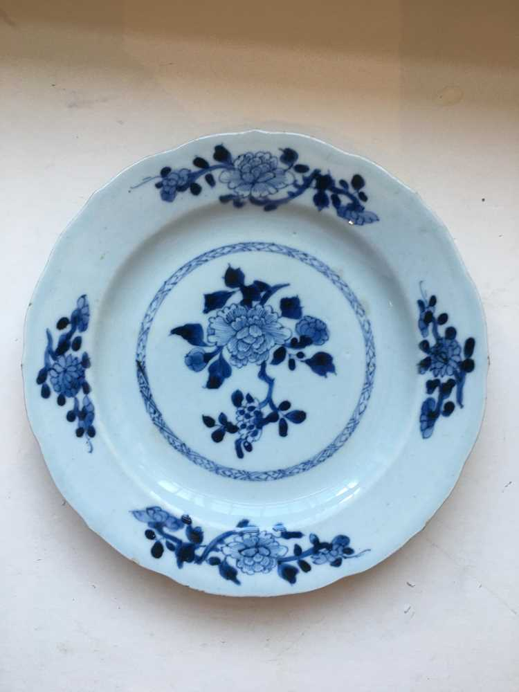 GROUP OF FIVE BLUE AND WHITE WARES - Image 32 of 42
