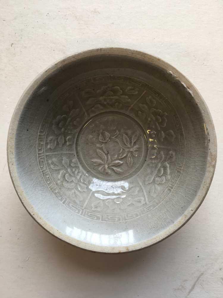 QINGBAI TEA BOWL SONG DYNASTY - Image 6 of 13
