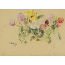 PAUL LUCIEN MAZE (FRENCH 1887-1979) ROSES