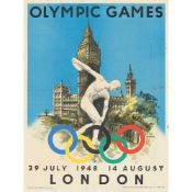WALTER HERZ OLYMPIC GAMES