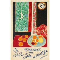 AFTER HENRI MATISSE (1869-1954) NICE
