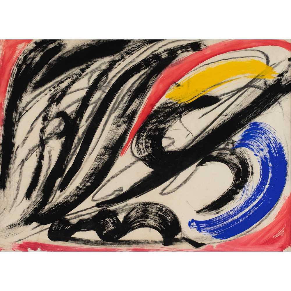 Gerald Wilde (British 1905-1986) Series B, No. 30, 1955