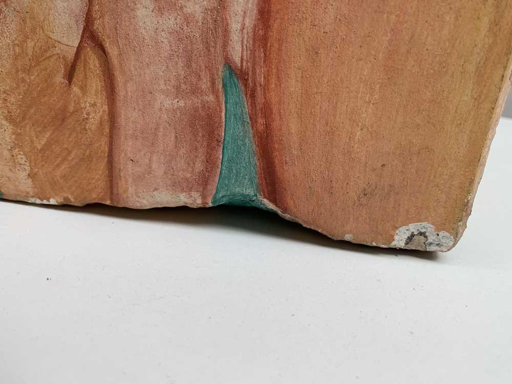 Francesco Clemente (Italian 1952-) Fragment, 1983 - Image 10 of 14