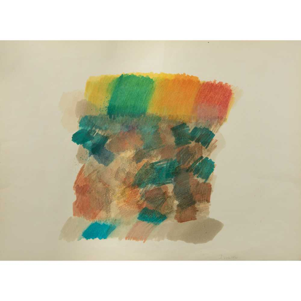 Albert Irvin O.B.E., R.A. (British 1922-2015) Untitled, 1970