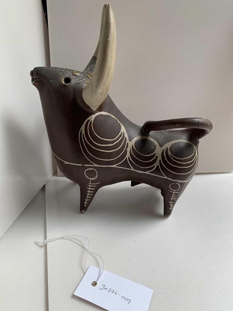 William Newland (British 1919-1998) Bull, 1958 - Image 6 of 12