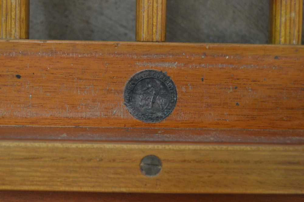 Sir Basil Spence O.M. O.B.E. R.A. (British 1907-1976) for H. Morris & Co., Glasgow 'Allegro' Armchai - Image 9 of 17