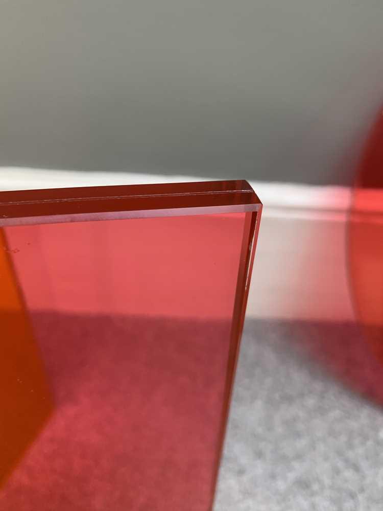 Johanna Grawunder (American 1961-) for Glas Italia XXX Low Table, designed 2009 - Image 6 of 9