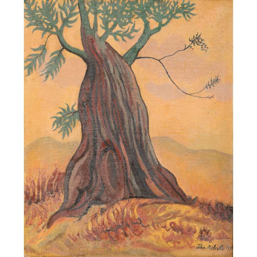 John Melville (British 1902-1986) Tree of Hope, 1973