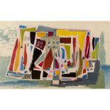 William Gear R.A., F.R.S.A., R.B.S.A. (British 1915-1997) Collioure, 1947
