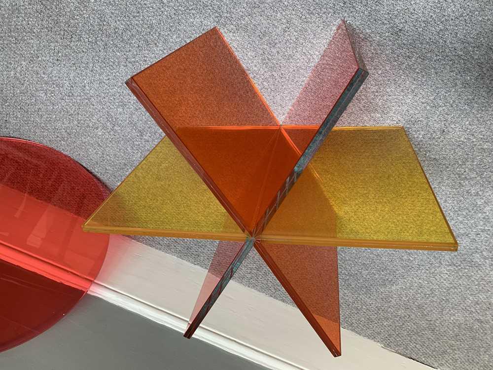 Johanna Grawunder (American 1961-) for Glas Italia XXX Low Table, designed 2009 - Image 7 of 9