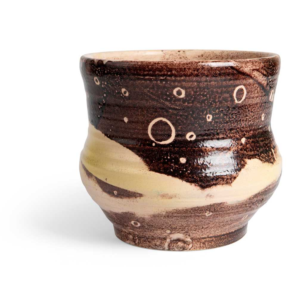 Quentin Bell (British 1910-1996) for Fulham Pottery Vase