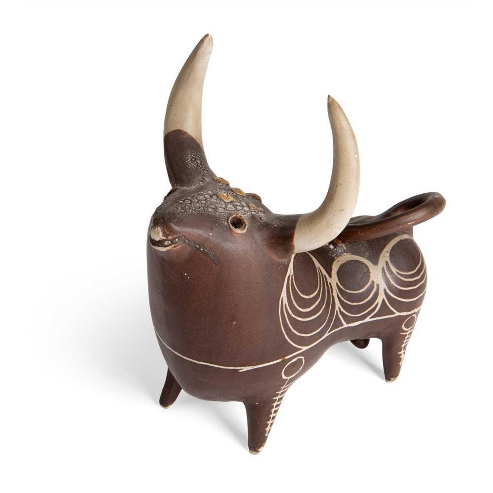 William Newland (British 1919-1998) Bull, 1958 - Image 2 of 12