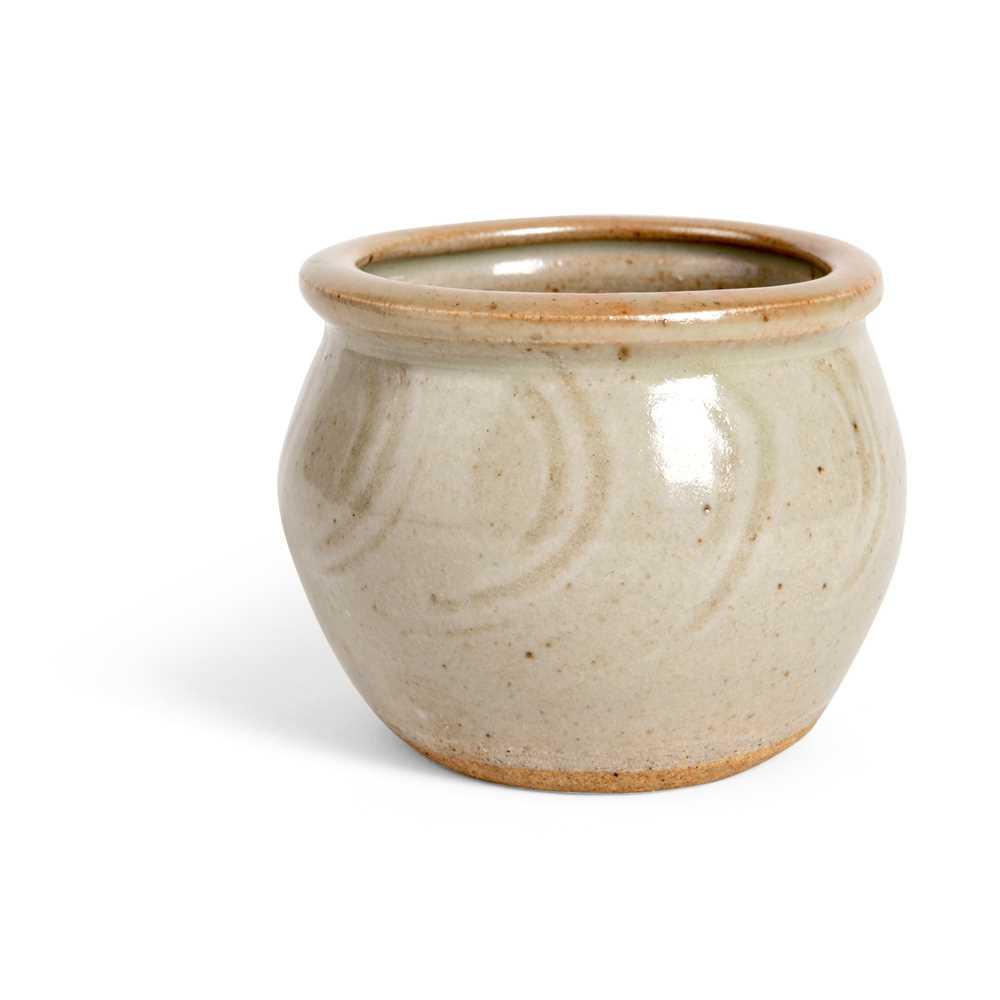 Bernard Leach (British 1887-1979) Vase